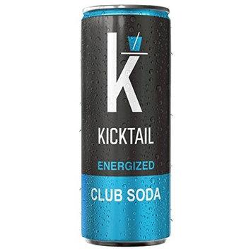 Kicktail Mixers (Club Soda) Energy