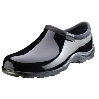 Sloggers Women's Waterproof Comfort Shoes - Solid Black