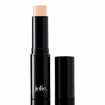 Jolie Creme Foundation Stick Full Coverage Makeup Base SPF 8 (Pale Beige)