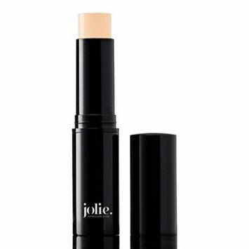 Jolie Creme Foundation Stick Full Coverage Makeup Base SPF 8 (Tender Beige)