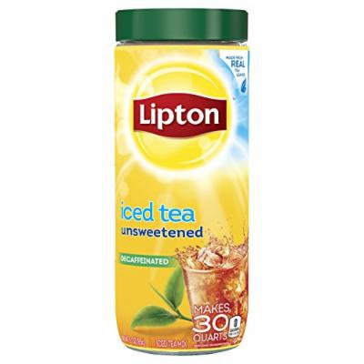 Lipton® Black Iced Tea Mix, Decaffeinated Unsweetened