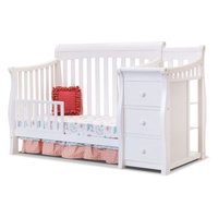 Sorelle Princeton Elite Toddler Guard Rail - White