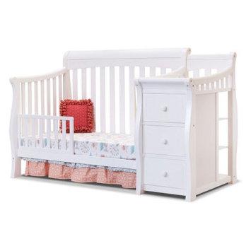 Sorelle Princeton Elite Toddler Guard Rail - White