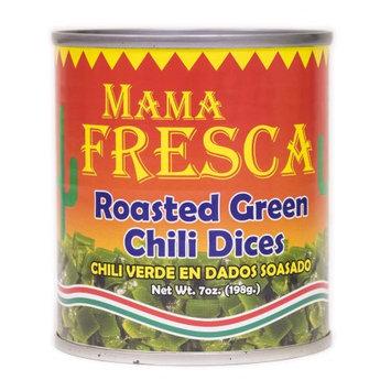 Mw Polar Mama Fresca Roasted Green Chili Diced 8oz.
