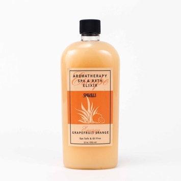 Spazazz SPZ-128 Escape Aromatherapy Elixir Bottle, 12-Ounce, Grapefruit Orange Invigorate [1]
