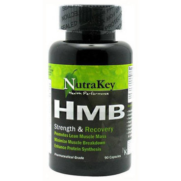 Nutrakey HMB, 90 CT