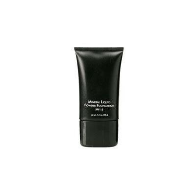 Jolie Mineral Liquid Powder Foundation SPF 15 1 Fl. Oz. Hypoallergenic - For All Skin Types (Vanilla Cream)