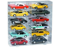 Gagne D06-1218 12 Slot 1-18 Scale Display Case