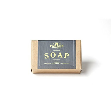 Parker Provisions Organic Forest Tonic Soap, For Hardworking Gentlemen, Made in USA, 4oz …