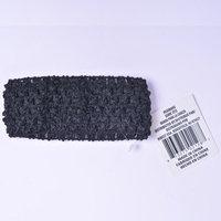 Ribest Ribbons & Bows Acc Knit Headband Blk
