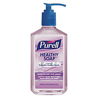 Purell(R) Healthy Soap(TM) Hand Soap, Fresh Botanicals Scent, 12.9 Oz