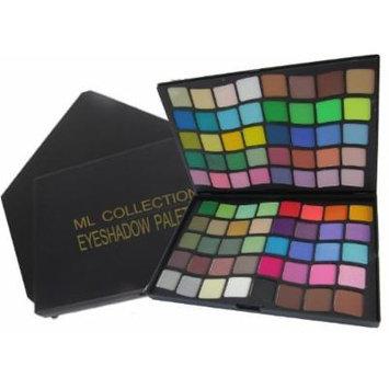 Ml Collection 80 Color 3D LOOK Makeup Palette. Versatile