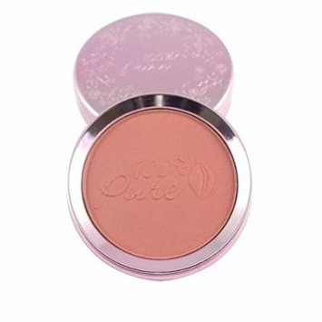 100% Pure Face Blush, Peach, 0.32 Ounce