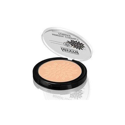 Trend Sensitive Mineral Compact Powder-Honey #3 Lavera Skin Care 0.21 oz Powder
