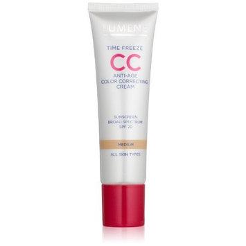 Lumene CC Color Correcting Cream SPF20, Medium