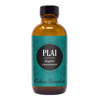 Plai Essential Oil (100% Pure, Undiluted Therapeutic/Best Grade) Premium Aromatherapy Oils by Edens Garden- 118 ml