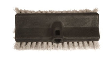 Detailer's Choice Scrubbing Brushes Adaptables 10 in. Bi-Level Wash Brush Head 6-70