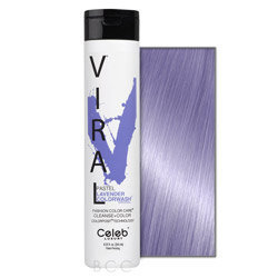 Celeb Luxury Viral Pastel Colorwash Lavender