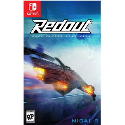 U & I Entertainment Redout - Nintendo Switch
