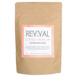 Revival Body Scrubs Coffee & Rosehip