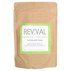 Revival Body Scrubs Green Tea & Coconut