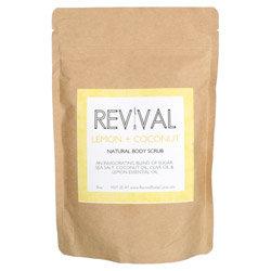 Revival Body Scrubs Lemon & Coconut