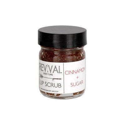 Revival Lip Scrubs Cinnamon & Sugar