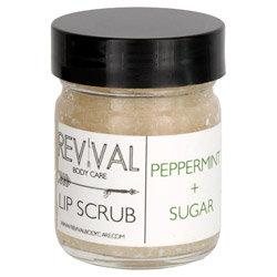 Revival Lip Scrubs Peppermint & Sugar