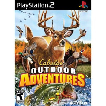 Cabela's Outdoor Adventure Playstation 2 Game Activision