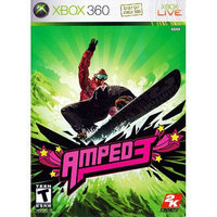 Xbox Amped 3 (used)