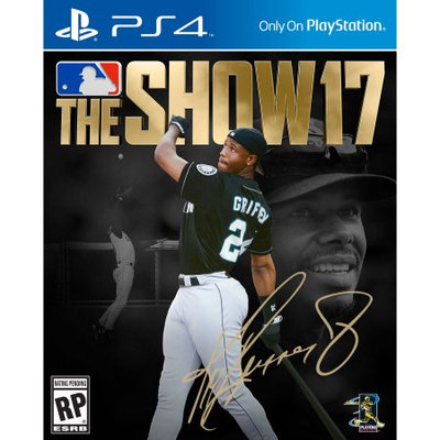 Sony MLB The Show 17 - Pre-Owned (PS4)