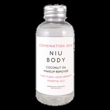 NIU BODY Cleansing Oil, Combination Skin, 4 Oz
