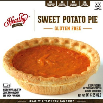 Hearthy Sweet Potato Pie [SWEET POTATO]