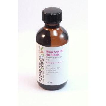 Ring Around the Rosie - Baby Massage Oil - NATURAWL - 2 fl oz