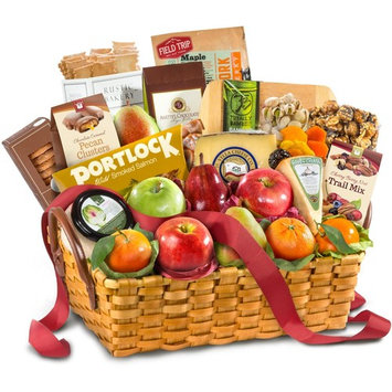 Golden State Fruit Bountiful Gourmet Collection Fruit Basket