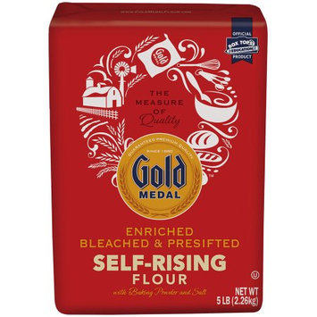 General Mills Self Rising Flour Bleached/Enriched/Presifted 5 lb