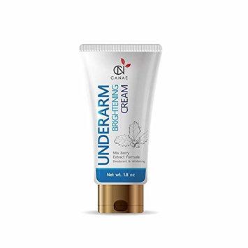 Mix Berry Underarm Whitening Cream Aluminum Free Deodorant for Women and Men (best natural deodorize), Suitable to Sensitive Skin 1.8 oz, CANAE