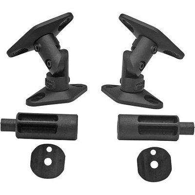 Vantage Point Universal Satellite Speaker Mounts / BLACK