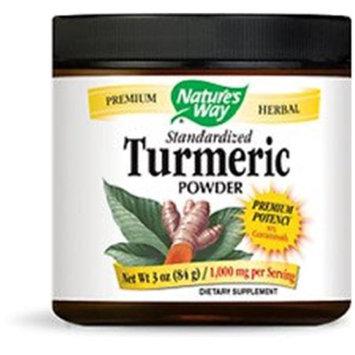 Turmeric Powder Nature's Way 3 oz (84g) Powder