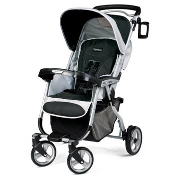 Peg Perego Vela Easy Drive Stroller, Southpole (Discontinued by Manufacturer)