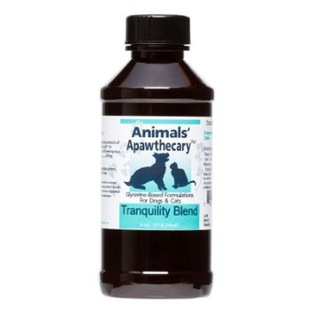 Animals' Apawthecary Tranquility Blend Liquid for Dogs & Cats, 4 oz, Animal Essentials