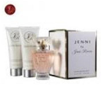 Jenni Rivera 12062502 Forever For Women 3.4 Spray 3.3 Shimmer Lotion 3.3 oz. Shower Gel & 0.34 Spray