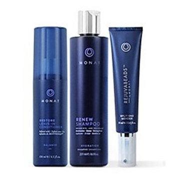 Monat R3 System Renew Shampoo + Restore Leave-in Conditioner + REJUVABEADS