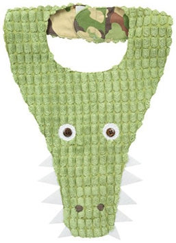 Mud Pie Green Dino Bib