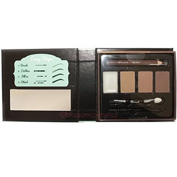 Laval 9 PIECE COMPLETE EYEBROW KIT Medium by Laval