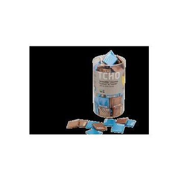 TCHO - Assorted Milk 8g Bars - (120 ct)