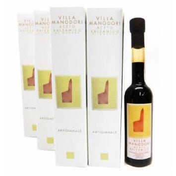 Villa Manodori Balsamic Vinegar - Half Case - SIX 8.5oz Bottles