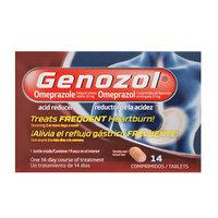 Genozol Acid Reducer - 14 ea