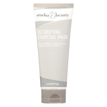 Studio 35 Detoxifying Black Charcoal Mask - 6 oz.