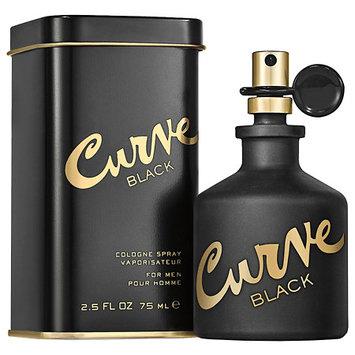 Curve Black by Curve Eau De Cologne for Men - 2.5 fl oz